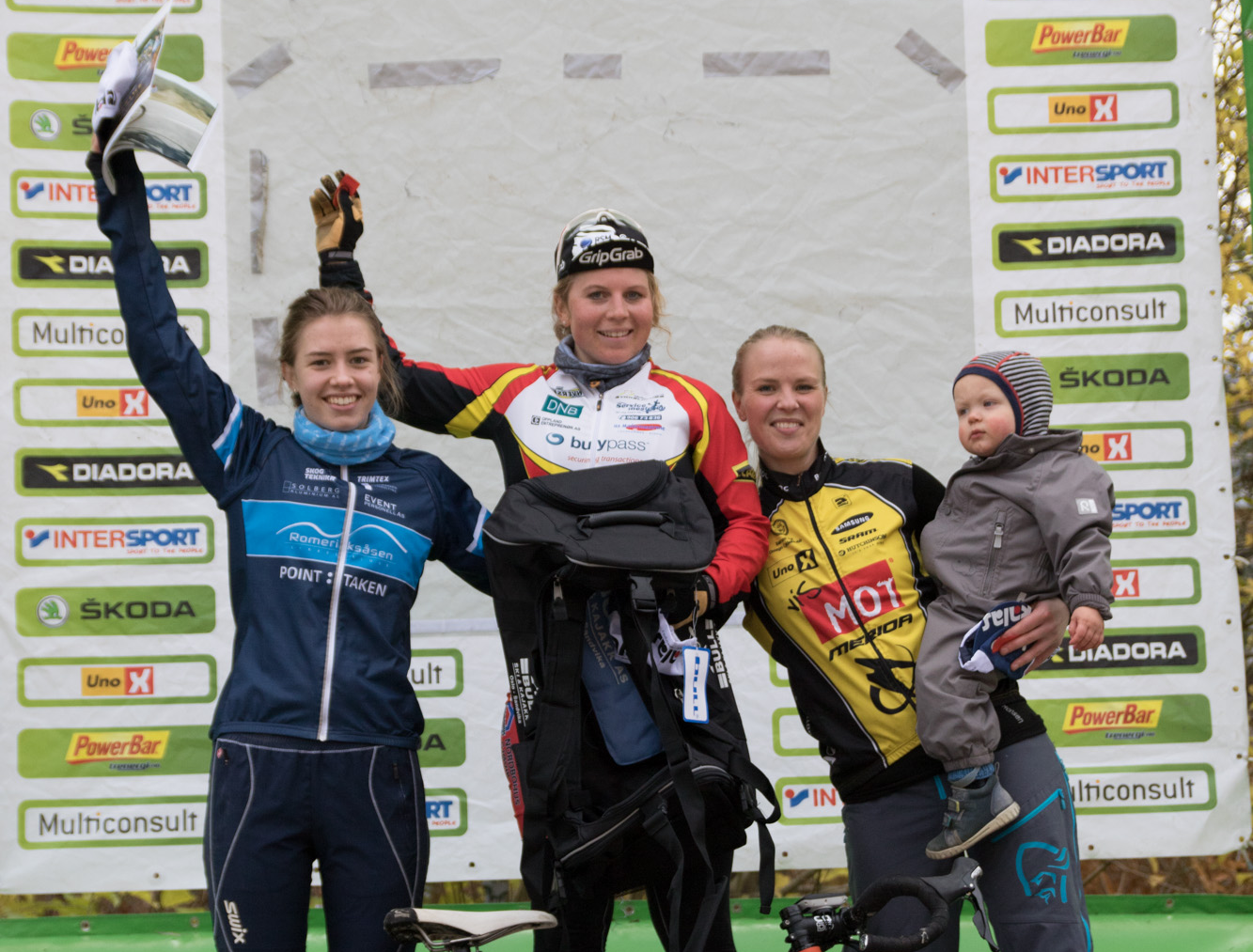 Leder NorgesCupen i cyclocross
