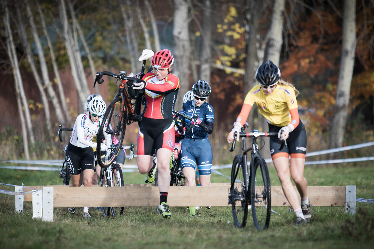 Seier i cyclocross NorgesCup