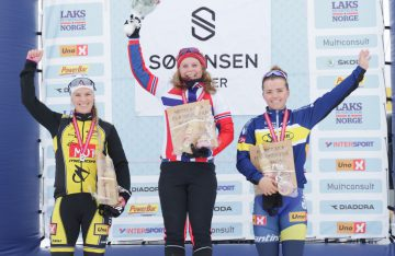 Norgesmester i cyclocross