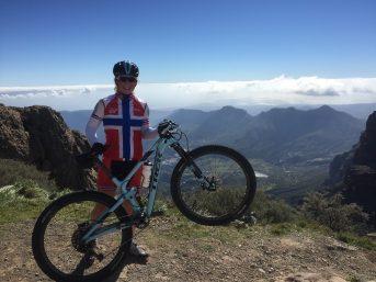 Hvor sykle terreng på Gran Canaria?