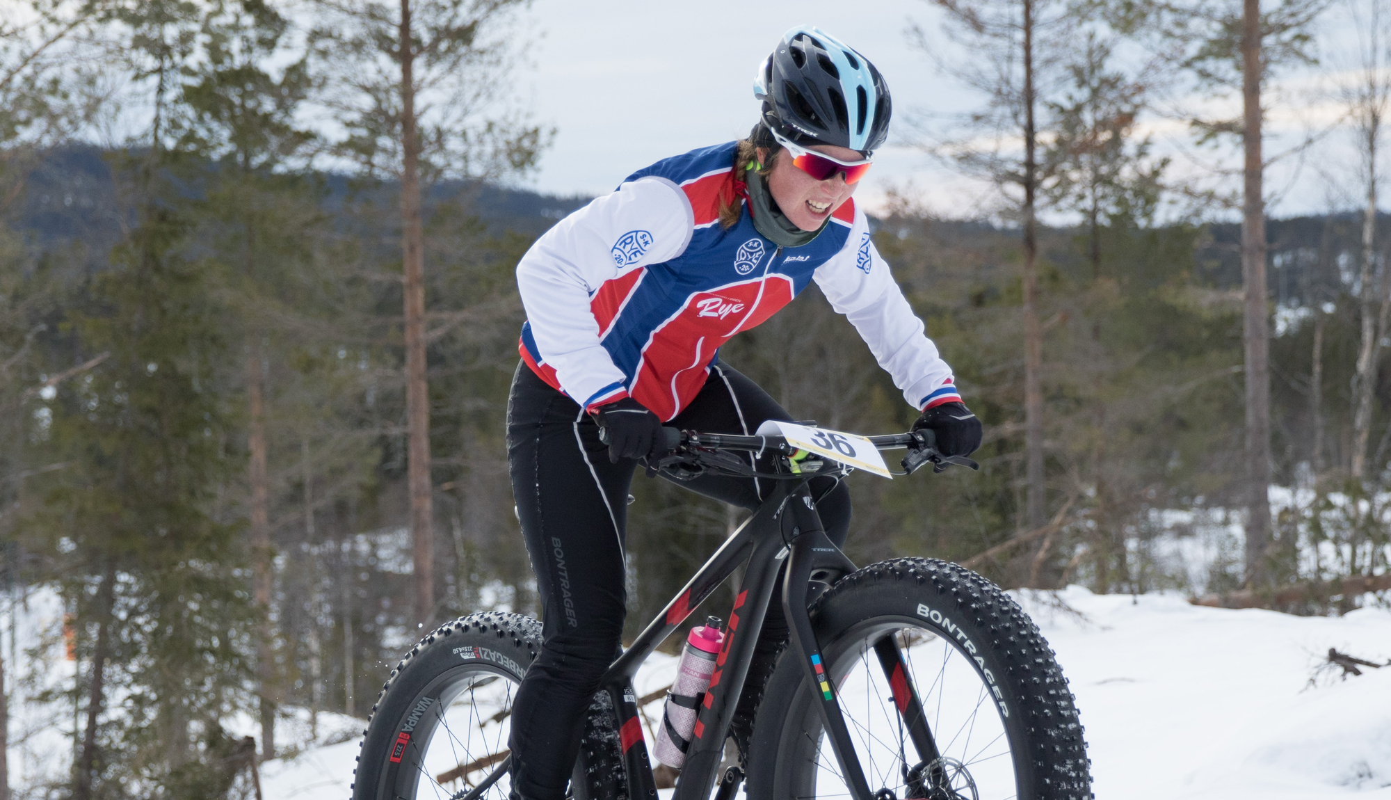 NM-GULL i Fatbike!