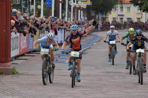 Spurtseier i Cykelvasan 2019. Foto: Nisse Schmidt